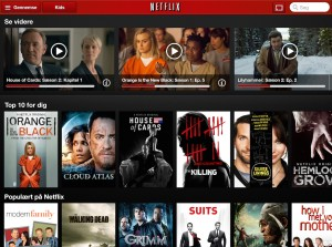 Netflix innhold forsvinner uten varsel