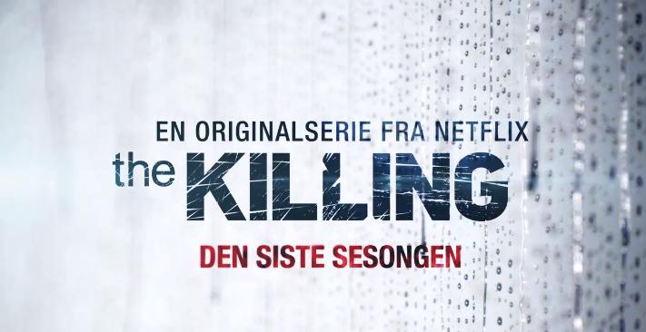 The Killing premiere netflix norge