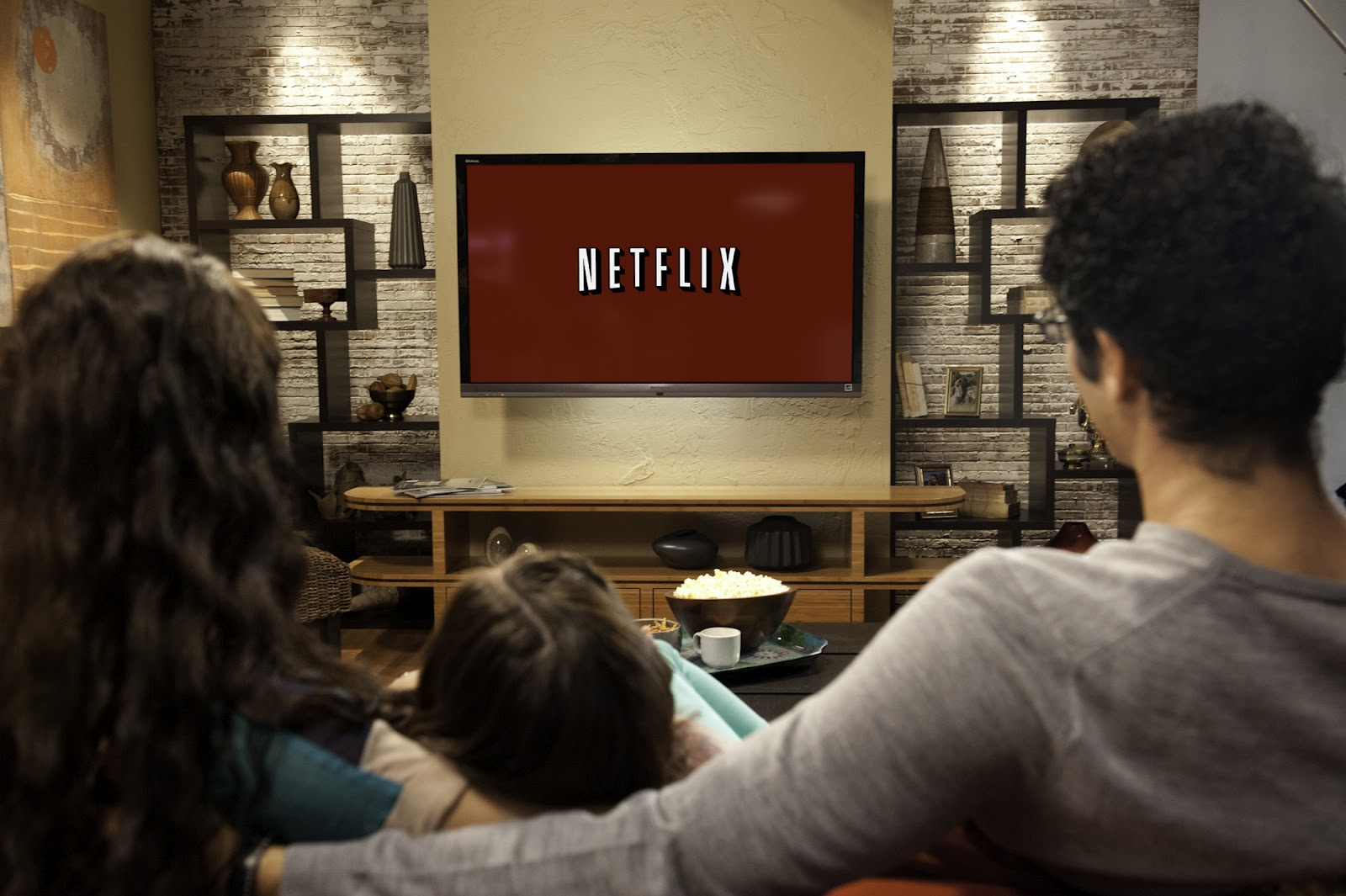 netflix vekst Norge