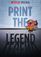 print the legend netflix
