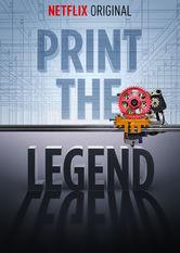 print the legend netflix