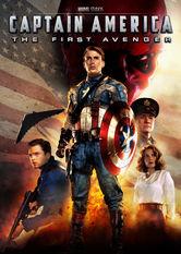 captain america first avenger netflix