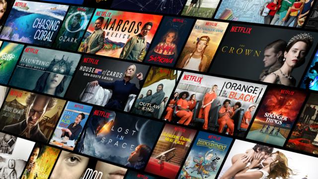 Kommende film og serier på Netflix